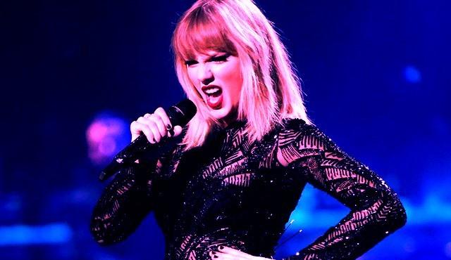 Taylor Swift disparait des réseaux sociaux
