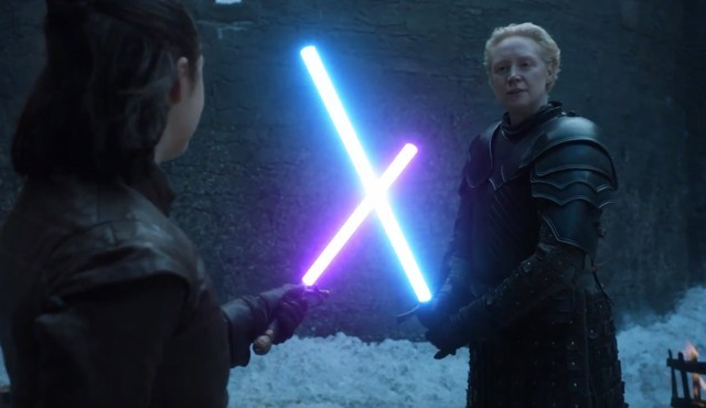 Game of Thrones VS Star Wars