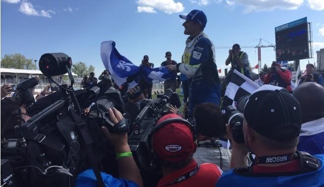 Alex Tagliani s'impose au Grand Prix de Trois-Rivières