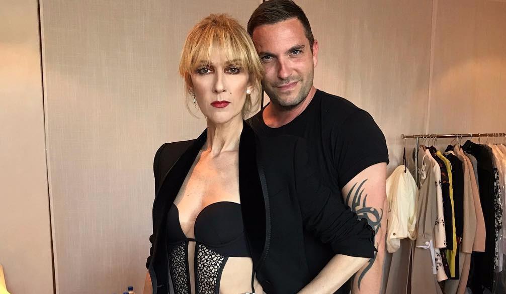 Un nouveau look pour Céline Dion
