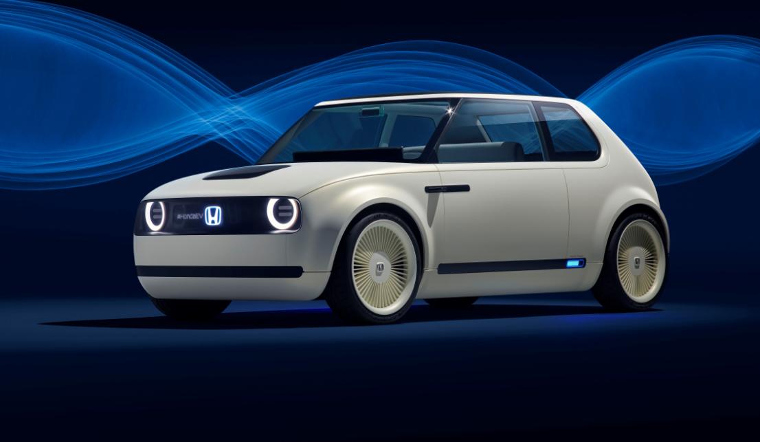 Cette voiture concept de Honda: parfaitement urbaine