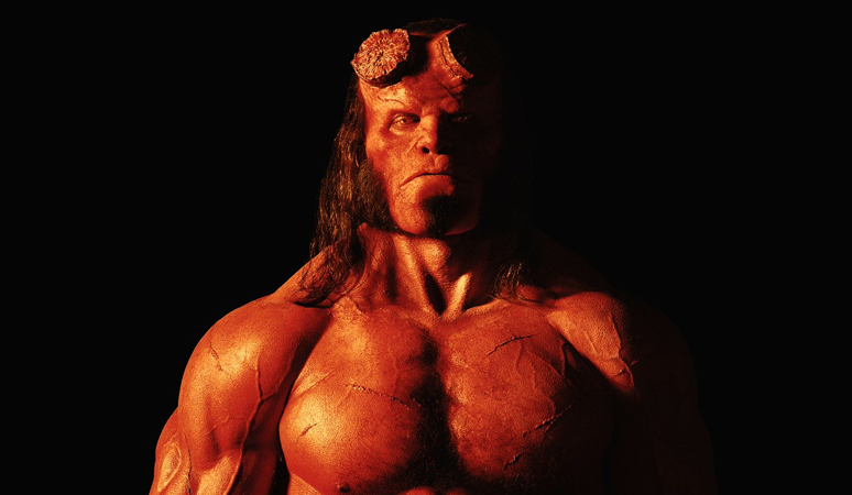 La première image de Hellboy