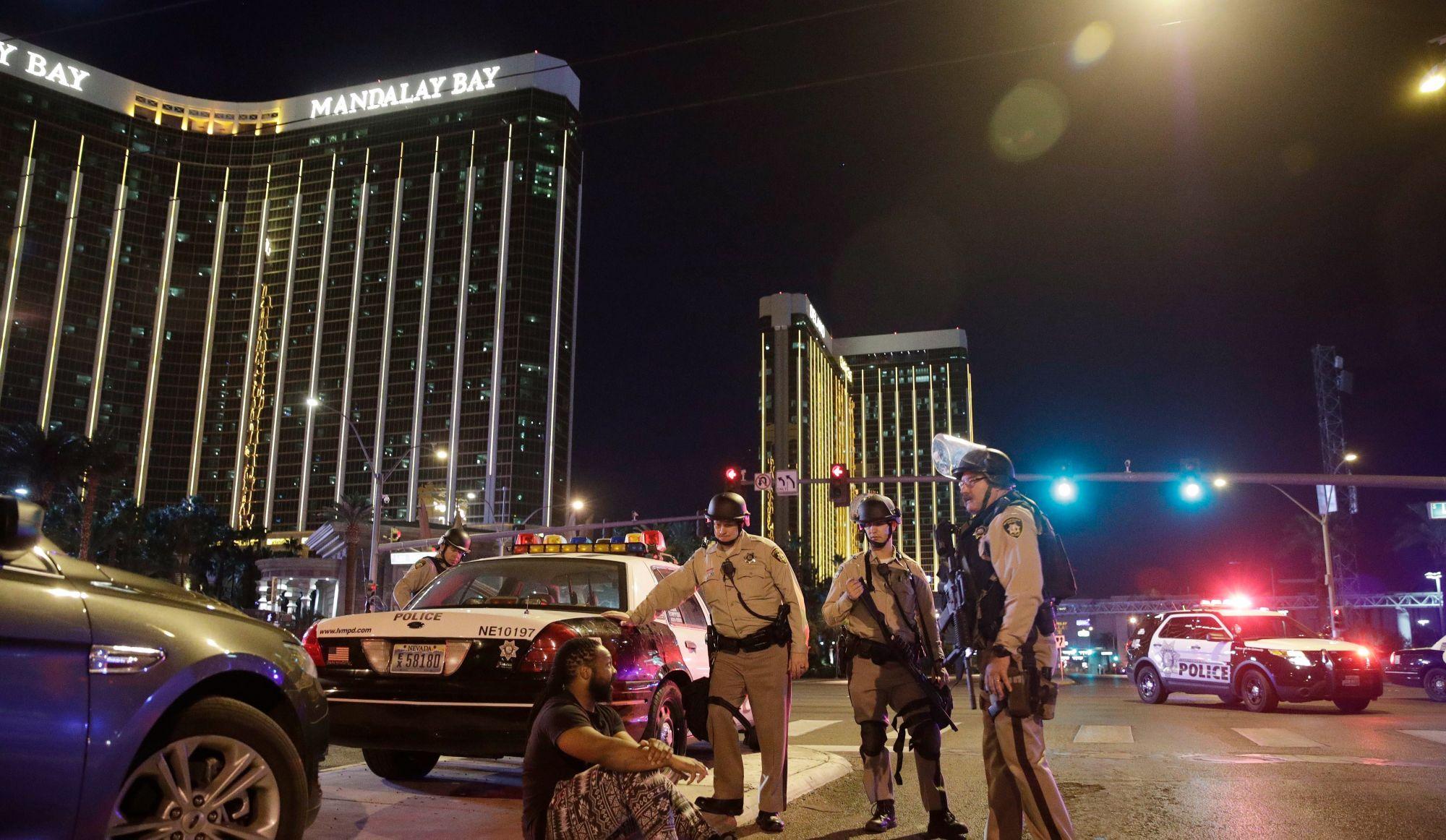 59 morts et 527 blessés dans une fusillade à Vegas: l'ÉI revendique