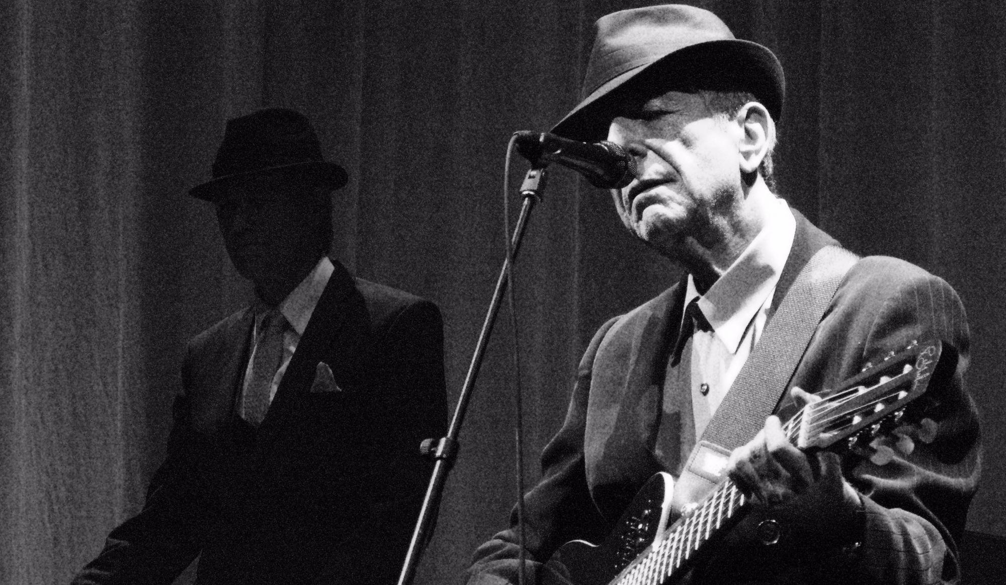Leonard Cohen's Final Book due in 2018