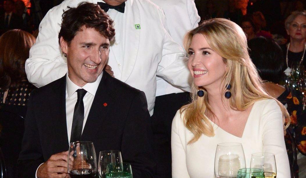 Trudeau parle de sa relation avec Trump devant sa fille