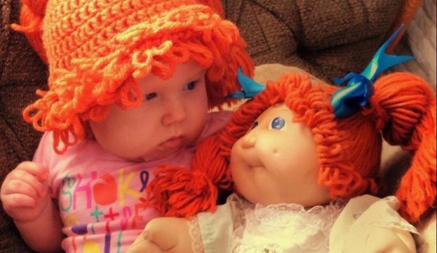 La poupée Bout d'chou est de retour!