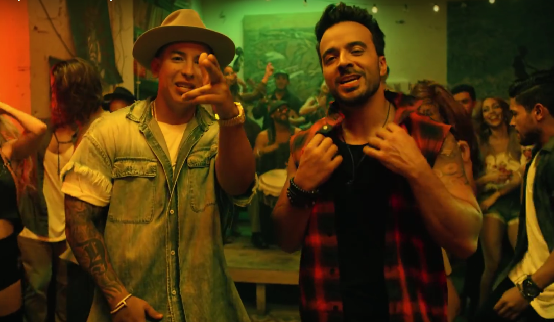 Record mondial pour « Despacito »