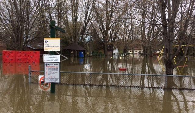 EXCLUSIF: Sinistré des inondations, il attend le rapport de l'inspection de juin