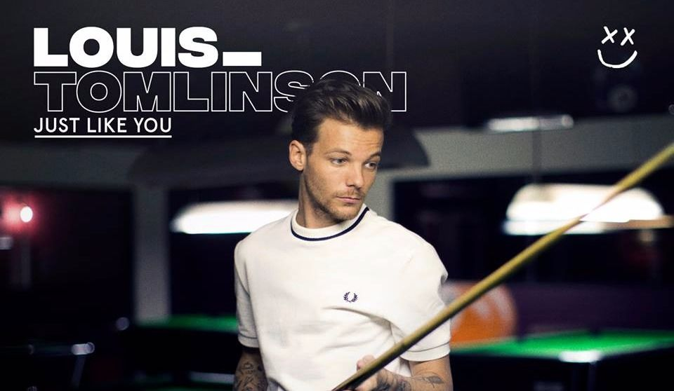 "Louis Tomlinson Releases ""Just Like You"""