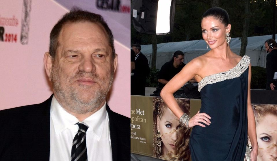 Harvey Weinstein's Wife Leaves Him