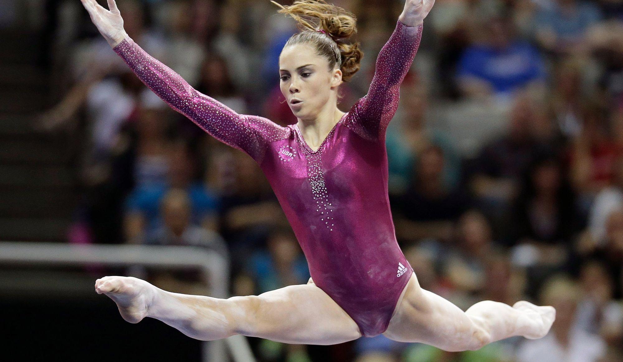 Gymnaste américaine agressée sexuellement par le médecin de l'équipe