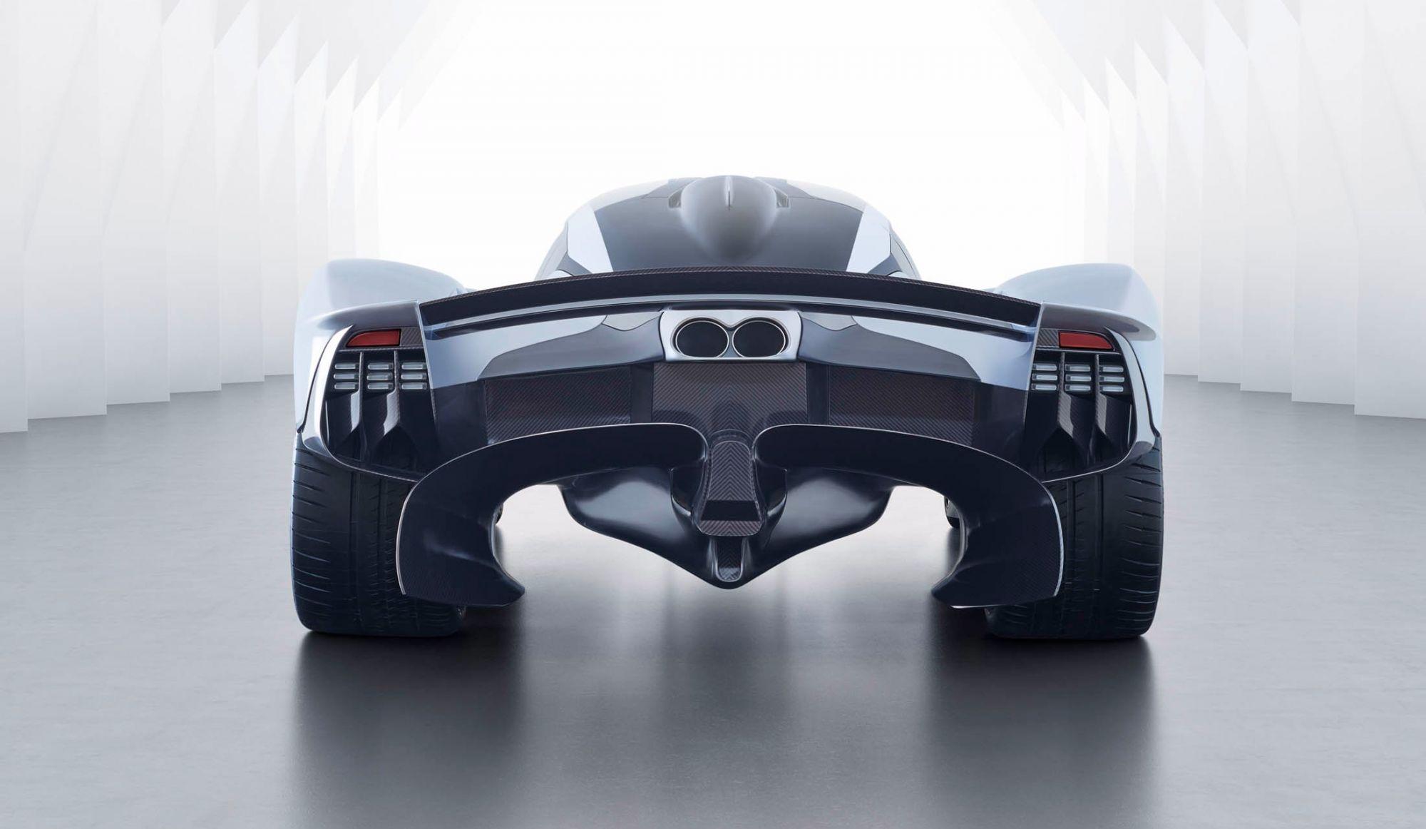 Voici la Aston Martin Valkyrie