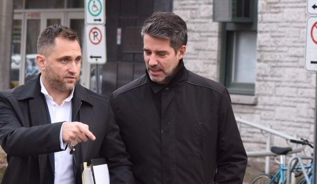 PRIMEUR: André Boisclair arrêté à Québec