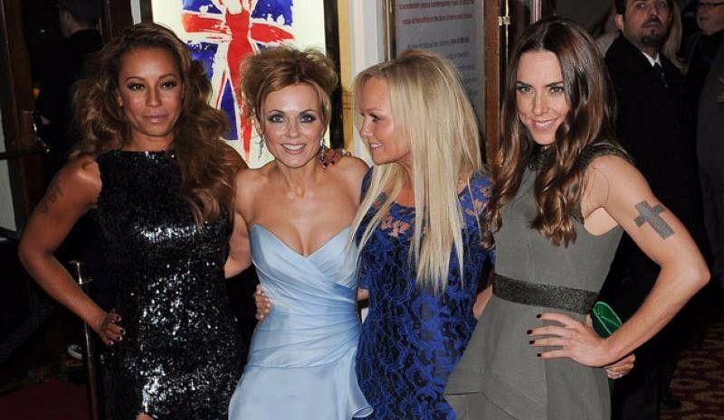 Spice Girls de retour avec Victoria Beckham