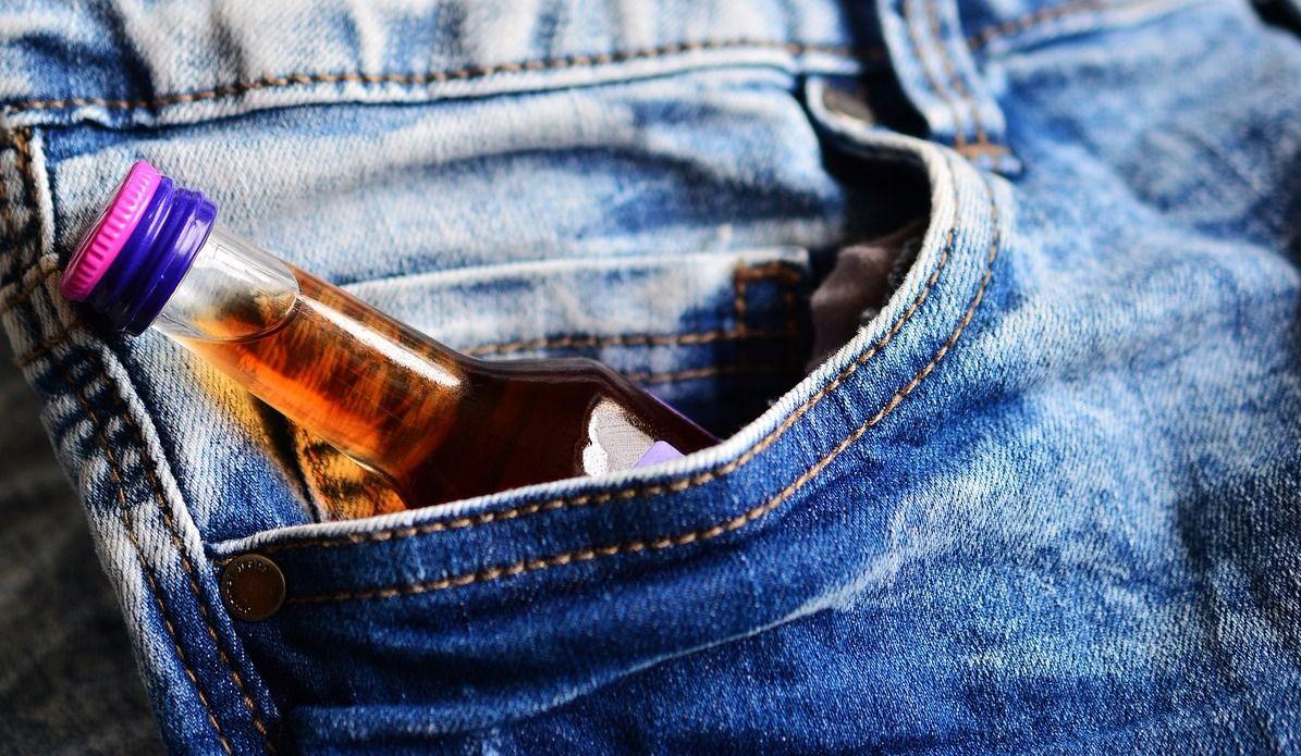 Les jeunes et l'alcool