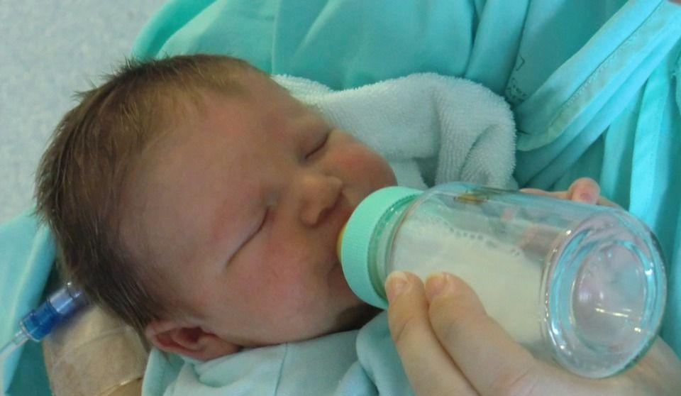 Projet pilote de banque de lait maternel à Sherbrooke