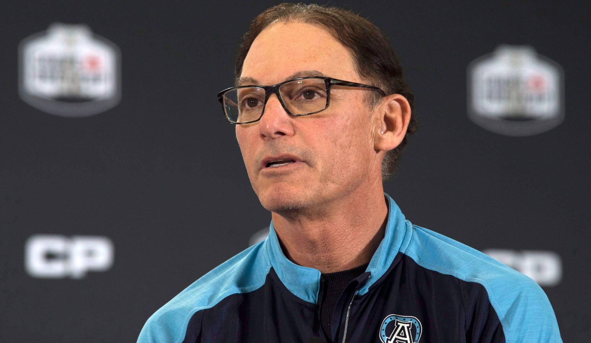 Marc Trestman, entraîneur de l'année
