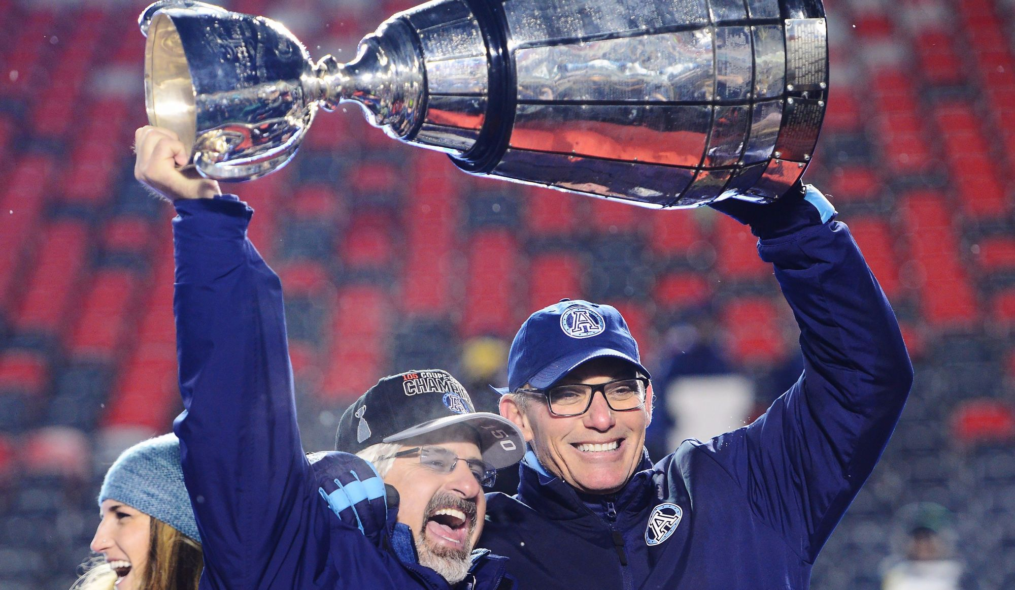 Le duo Trestman-Popp remet la main sur la Coupe Grey
