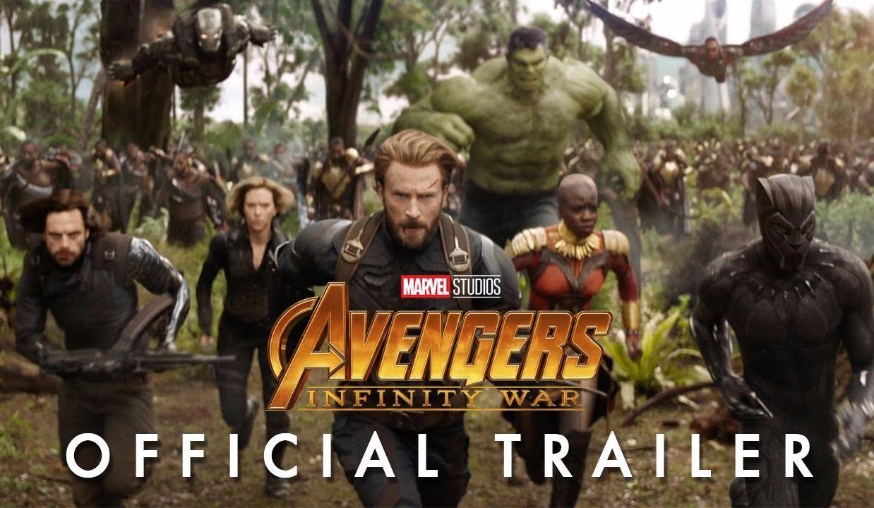 Ca c'est un beau mercredi: la bande-annonce de Avengers: Infinity War