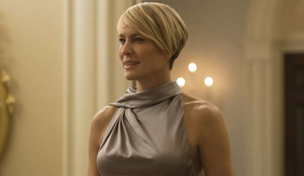 House of Cards mettra Robin Wright en vedette