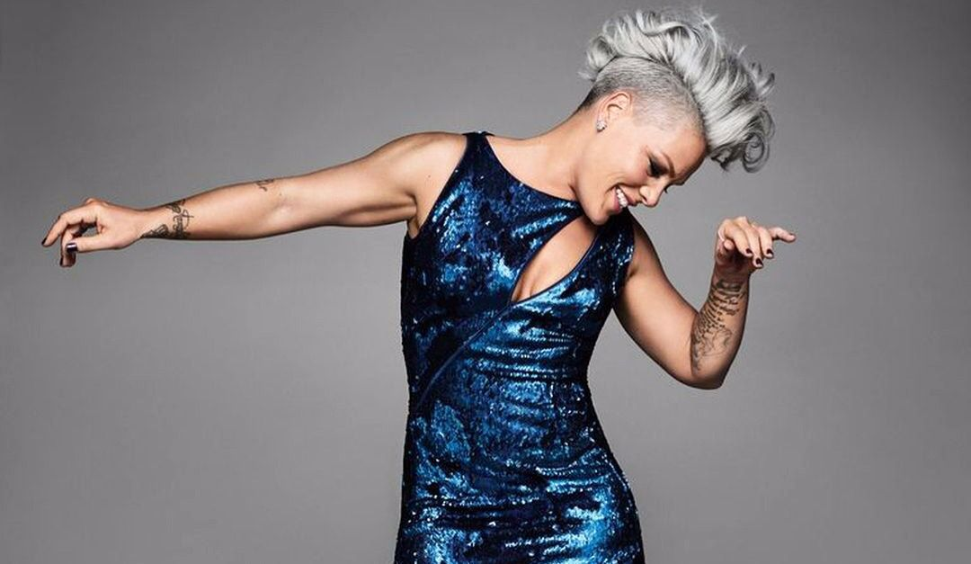 """See P!nk on the Cover of """"Cosmo"""""""