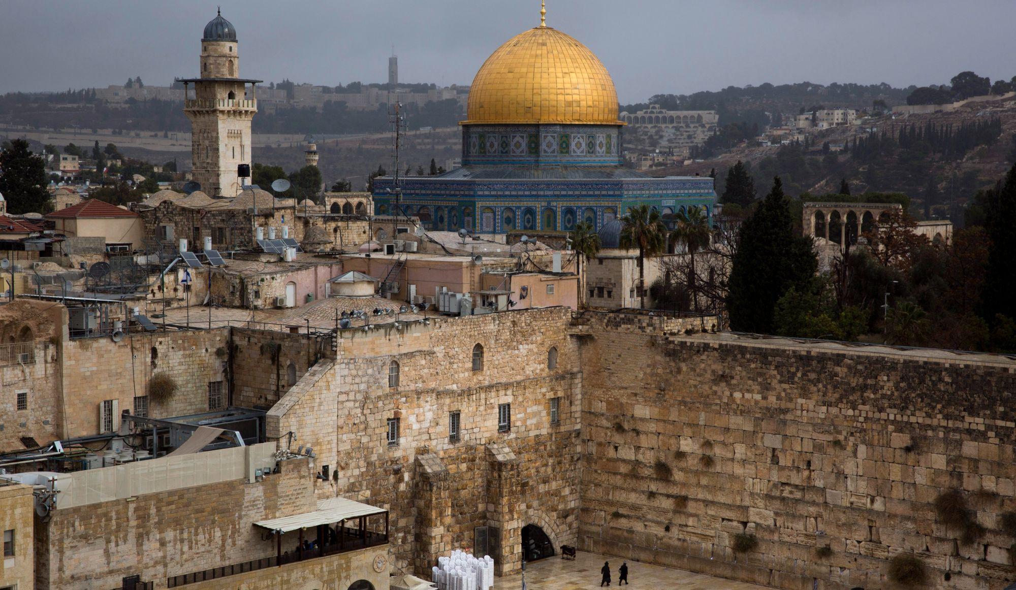 Jérusalem: Le Canada dénonce la décision à venir de Trump