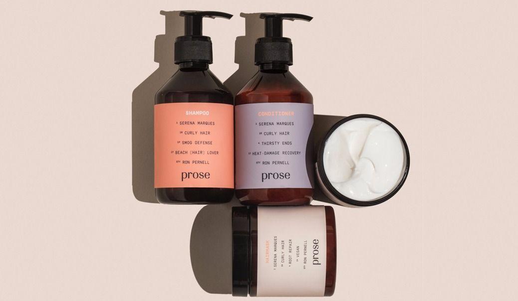 Cette startup lance un shampoing sur-mesure