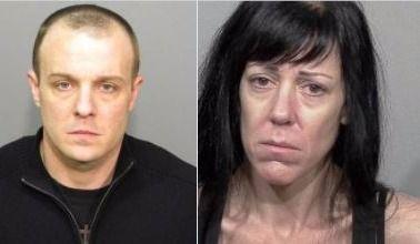 Un couple de présumés criminels activement recherché