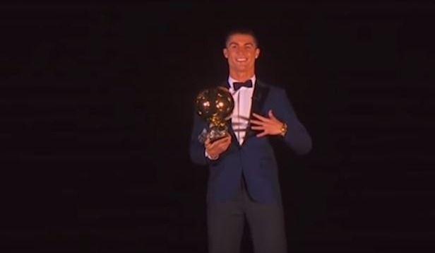Et le Ballon d'or est remis à... (vidéos)