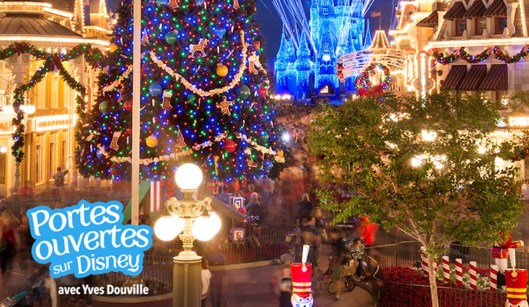 Les hôtels de Disney aux couleurs de Noël!
