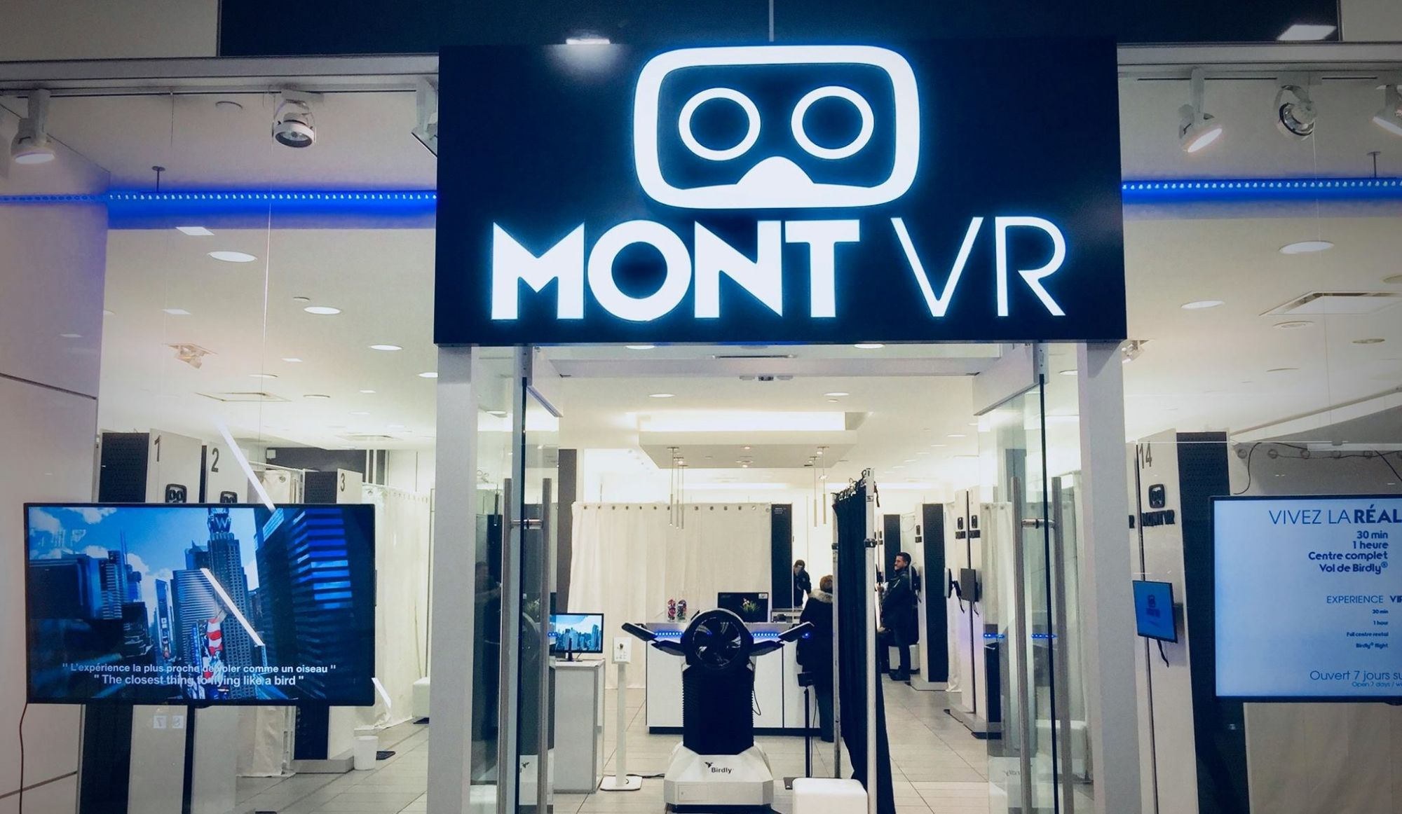 Montreal has a NEW Virtual Reality Arcade!