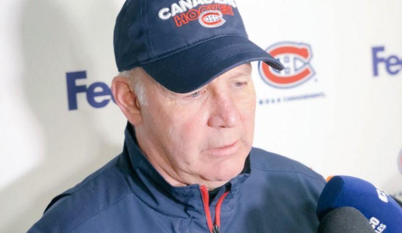 Claude Julien hausse le ton à Calgary