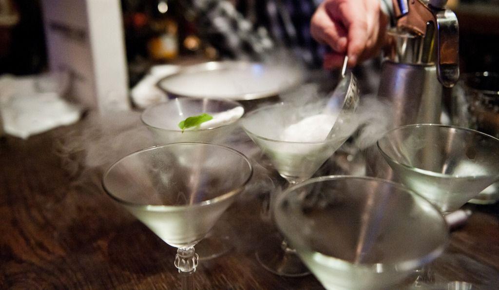 Des cocktails moléculaires à faire chez soi!