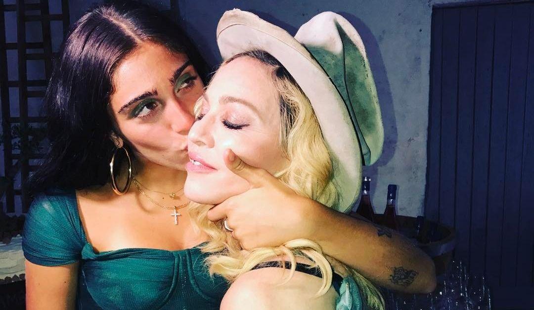 Madonna et sa fille : une photo qui fait jaser!