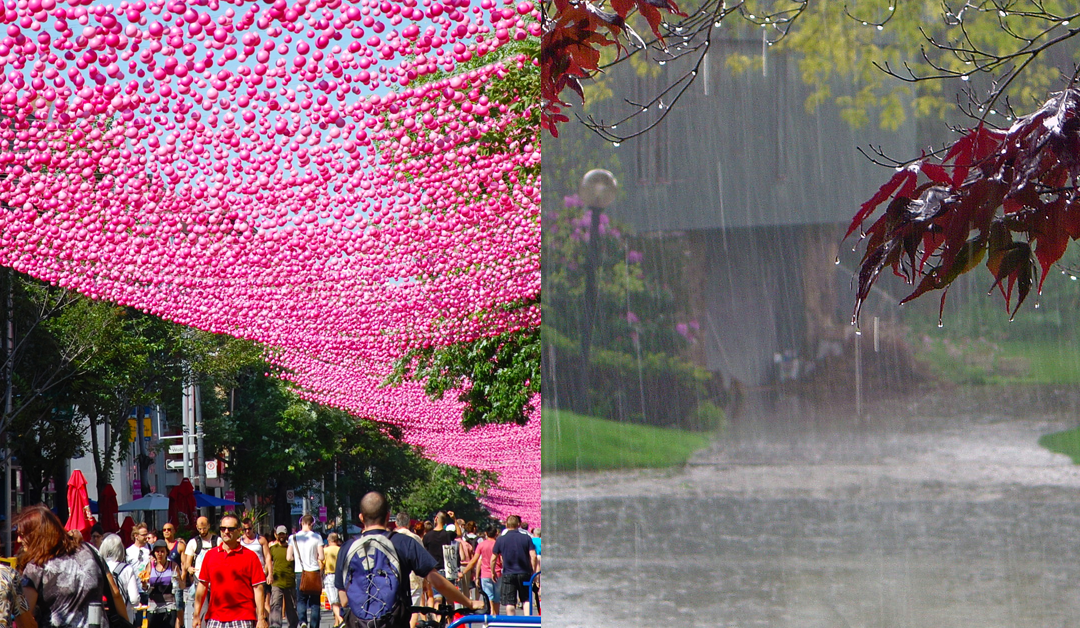 Long-Range Forecast: a Rainy Spring and a HOT Summer are Coming