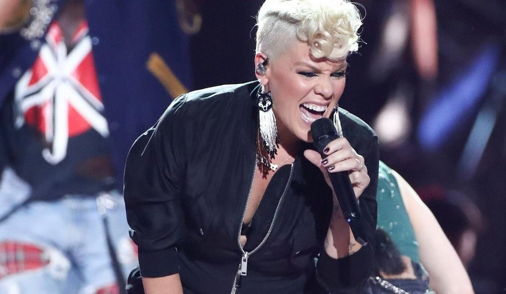 P!nk will Sing the National Anthem at Super Bowl LII