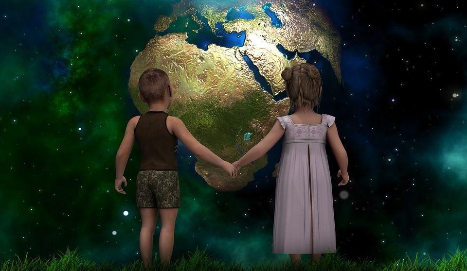 Est-ce que nos jeunes enfants travailleront dans l'espace?