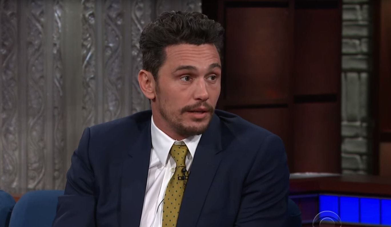 James Franco Responds to Criticism over Time's Up Pin & Golden Globes Tweets
