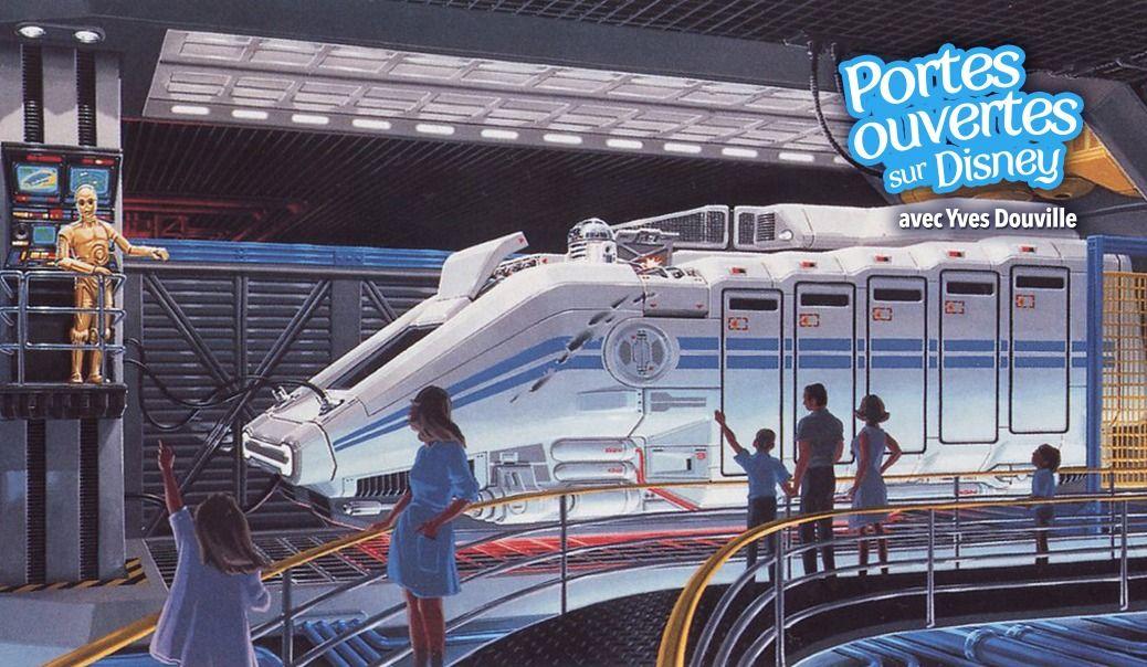 Star Tours – déjà 30 ans d'aventure