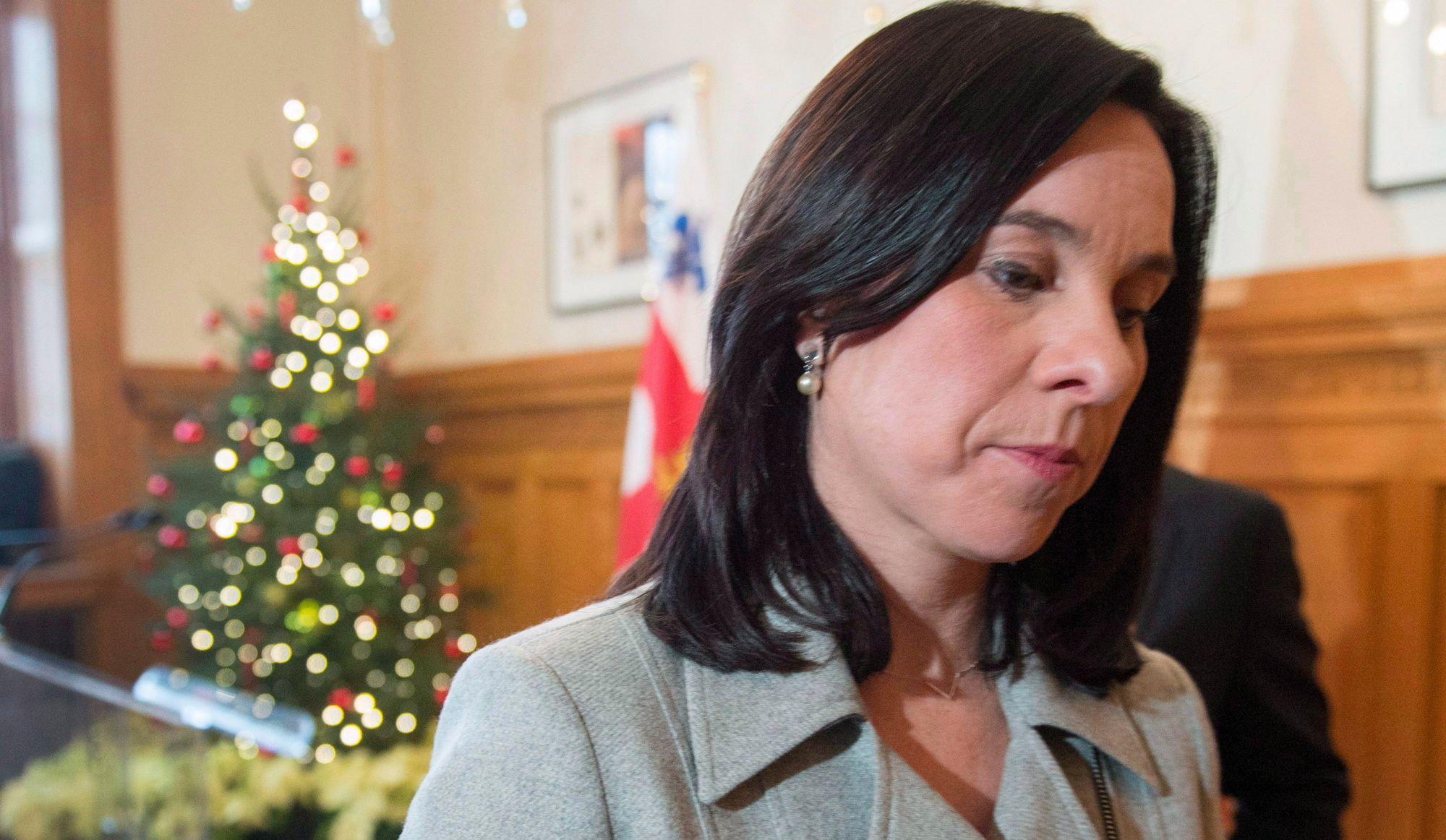Augmentation du compte de taxes: Valérie Plante a-t-elle menti?