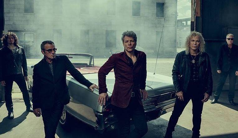 Bon Jovi s'en vient à Montréal !