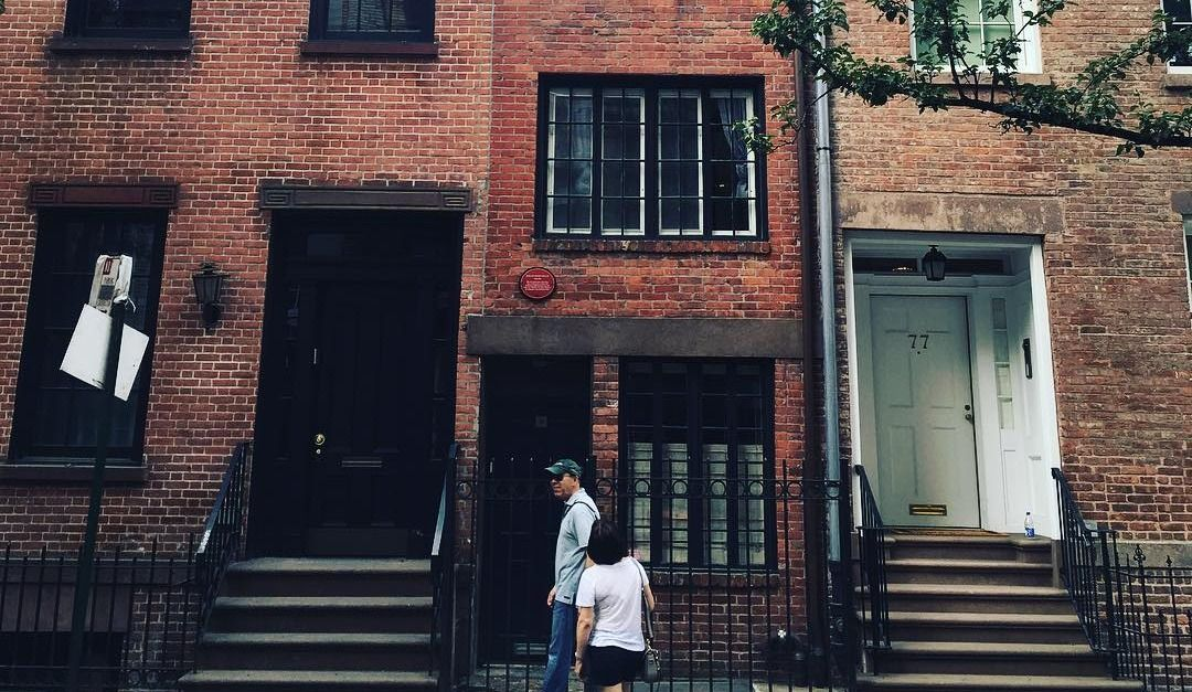 New York's Narrowest House is worth $3.25 Million