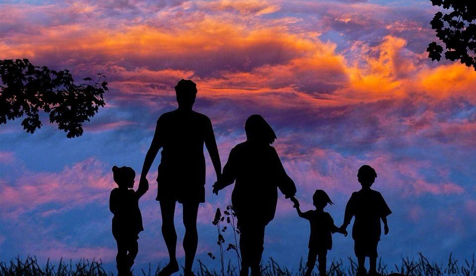 Se réorienter avec une famille