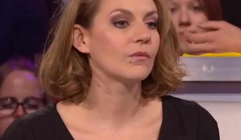 Léane Labrèche-Dor critique le Bye Bye 2017
