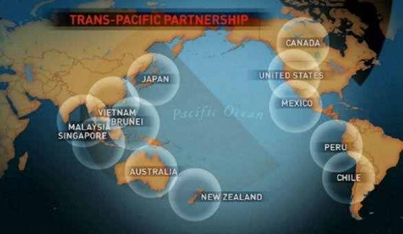 Le Canada se tourne vers l'Asie