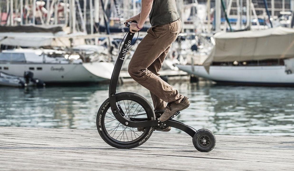 Pratique petit vélo pour les déplacements en ville