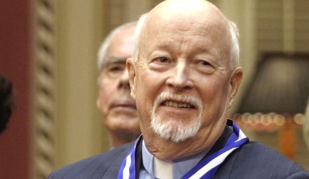 Funérailles du père Emmett «Pops» Johns à Montréal