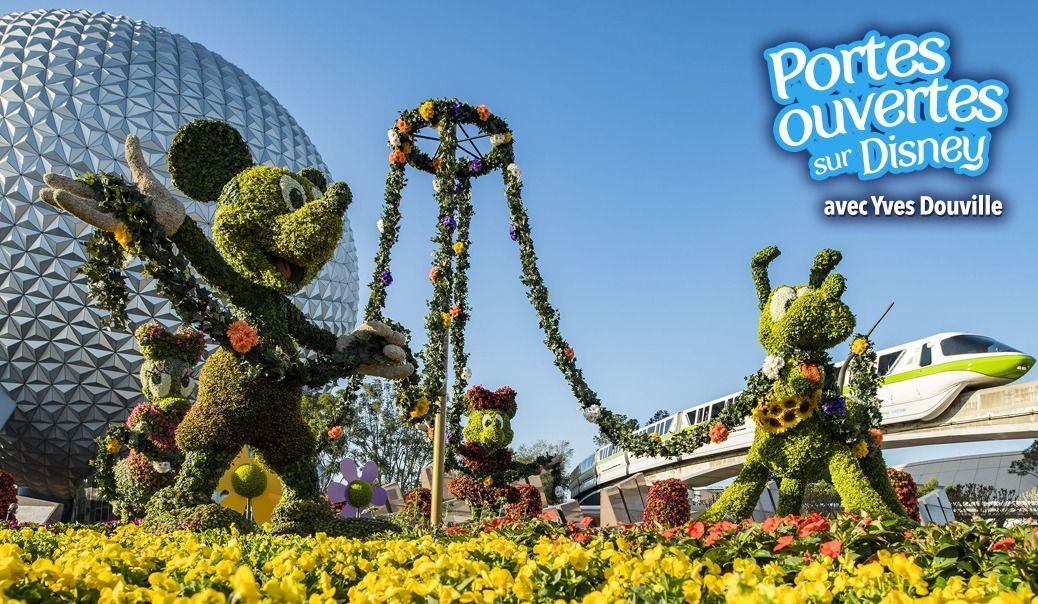 Walt Disney World pendant la relâche scolaire