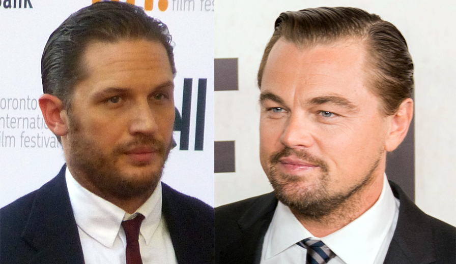 Tom Hardy finally gets 'Leo knows all' tattoo after losing wager with DiCaprio