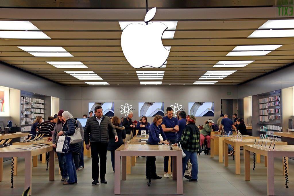 Apple, une fois de plus, a un problème de iPhone